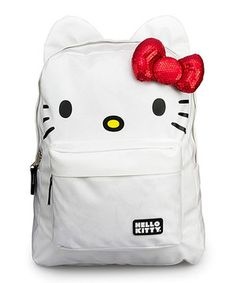 a6a1464a4a Hello Kitty Hello Kitty Sequin Bow Backpack