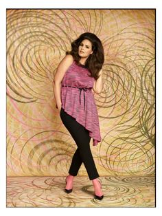 The Curvy Fashionista | Isabel Toledo for Lane Bryant Spring 2015 Collection