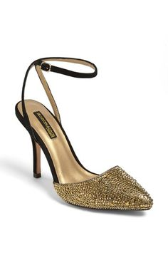 sparkly pumps, great with an LBD for a wedding // from @Nordstrom