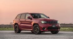 Hennessey Didn't Waste Any Time Making A 850-HP Jeep Grand Cherokee Trackhawk #news #Hennessey