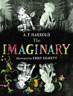 The Imaginary [Paperback] [Dec 02, 2014] Harrold, A F and Gravett, Emily]