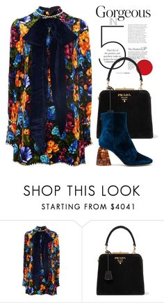 """Nov 25th (tfp) 4794"" by boxthoughts ❤ liked on Polyvore featuring Gucci, Prada, E L L E R Y and tfp"