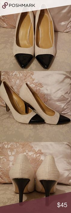 Nine West heels These are professional Nine West heels perfect for the office or any special occasion! They are in great condition! Don't miss out on this great deal!!! Nine West Shoes Heels