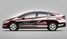 Hydrogen Fuel - Image of Honda 2011 FCX Clarity