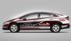 Hydrogen Fuel - Image of Honda 2011 FCX Clarity