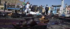 Al menos 60 muertos y más de 200 heridos en un ataque suicida en Kabul