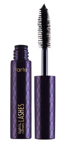 Tartelette lights, camera, lashes deluxe sample, BN