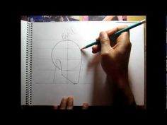 Curso de dibujo a lápiz cap. 7 (La cabeza)