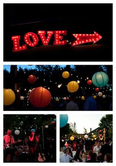 Outdoor Carnival Wedding Reception, Birthday Party, Company Picnic, etc. what an awesome idea! Carnival Lights, Carnival Decorations, Circus Carnival Party, Carnival Wedding, Circus Birthday, Vintage Carnival, Birthday Parties, Vintage Circus, Circus Theme