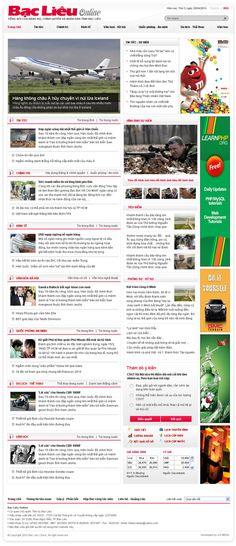 Báo Bạc Liêu http://www.baobaclieu.vn/default.aspx