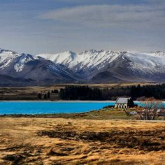 Travel Tips for New Zealand - Church of the Good Shepherd at Lake Tekapo, New Zealand