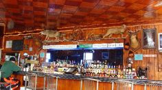 The Dunes Saloon & Great Lakes Brewing Company in Grand Marais, MI -- one of my many favorite places in the U.P.