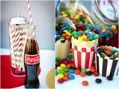 Caitlin's Backyard Movie Party :: New Party Collection + Supplies | The TomKat Studio