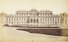 Belvedere palace Vienna, Old Photos, Louvre, History, Building, Travel, Antique Photos, Voyage, Vintage Photos