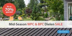 WPC Dielen:  Mid Season Sale
