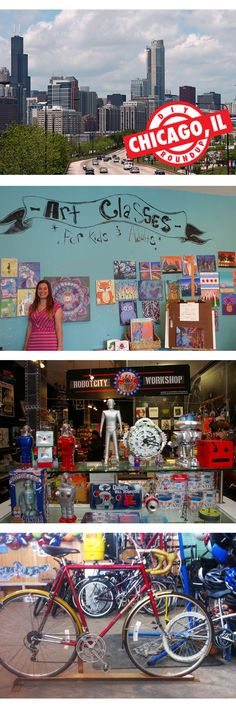 Check out our favorite #DIY shops in #Chicago!