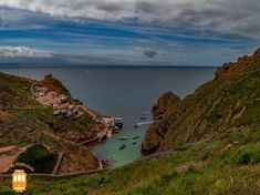 Things to do in Peniche – go to Berlenga Grande and admire the wonderful landscape.  #portugal #peniche #berlengas #seascape
