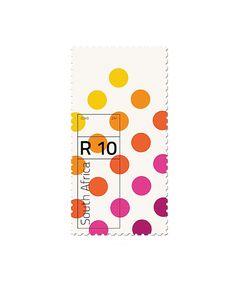 South Africa - Stamp proposal. Design by Duane Dalton