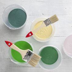 Wandfarben: Die besten Tipps zum Streichen