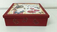 Caixa Butterfly 35x35