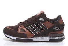 huge selection of 0f4bf 65461 Soldes Une Grande Variete De Homme Adidas Originals ZX750 Brun Coffee  Blanche Noir Paris Online TnKdX, Price 70.00 - Adidas Shoes,Adidas  Nmd,Superstar, ...