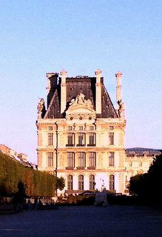 Just a little home....the Louvre, Paris  xo--FleaingFrance
