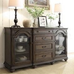 Belmeade Server I Riverside Furniture
