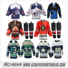 7 Best Amazing Ice Hockey Jersey! images  a2e1645e1