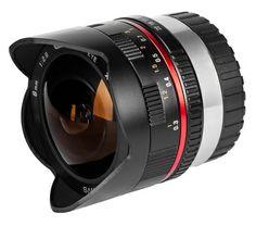 Samyang 8mm f/2.8 UMC Fish-eye