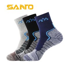 Cheap coolmax socks, Buy Quality thermal socks directly from China socks men Suppliers: 2017 Thick Coolmax Socks Men's Quick-drying Warm Thermal Socks Patchwork Breathable Casual Socks Meias Masculinas Ski Socks, Hiking Socks, Yoga Socks, Men Hiking, Sport Socks, Socks Men, Thick Socks, Cotton Socks, Quick Dry