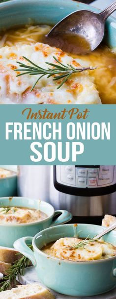 nstant Pot French On