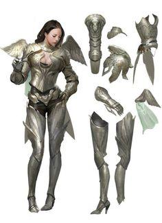 angelical warrior