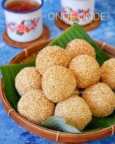 Indonesian Desserts, Indonesian Food, Indonesian Recipes, Asian Snacks, Asian Desserts, Sweet Recipes, Snack Recipes, Cooking Recipes, Brownie Recipes