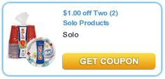 $1/2 Solo Products