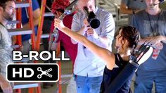 The Hunger Games: Catching Fire B-ROLL (2013) Jennifer Lawrence Movie HD