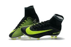 d91aa6ace Christiano Ronaldo Nike Mercurial Superfly V CR7 FG ACC Mens Soccer Cleats  Boots  Nike