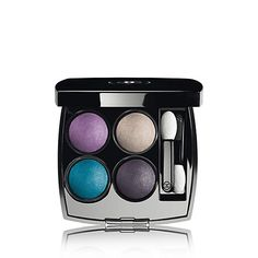 Buy CHANEL LES 4 OMBRES Multi-Effect Quadra Eyeshadow, 262 Tissé  Beverly Hills Online at johnlewis.com