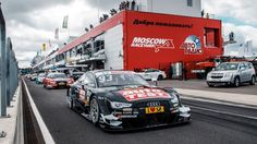 DTM 2015 Moscow Raceway
