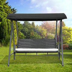 Garden swing chair on pinterest swing chairs garden swing chair and