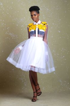 Womenswear Designer Adesola Adepoju of House of Jahdara presents New Collection 'Luxury on Your Skin' African Print Wedding Dress, African Bridesmaid Dresses, African Wear Dresses, African Fashion Ankara, Latest African Fashion Dresses, African Print Fashion, African Attire, Lace Dress Styles, Nice Dresses