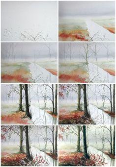 colormondays_ru: Цветочное настроение от Małgorzata Szczecińska