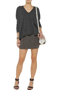 Vince Wool and cashmere-blend sweater – 40% at THE OUTNET.COM