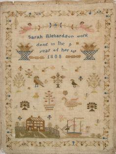 Sarah Richardson 1808