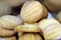 Galletas de mantequilla facilísimas de hacer. Una receta fácil de hacer y de recordar. Descubre la razón y la receta gracias al blog Las Recetas de Masero.