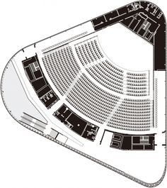 Gallery Aula Medica / Wingårdhs 23 # Theater plan Gallery of Aula Medica / W -. # Theater plan Best Picture For Sacred Architecture plan For Your TasteYou are looking for something, and it is going to tell you exactly what Cultural Architecture, Auditorium Architecture, Theatre Architecture, Romanesque Architecture, Sacred Architecture, Education Architecture, Classic Architecture, Architecture Plan, Architecture Portfolio