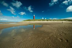 Photograph Lighthouse Texel by ronald scherpenisse on 500px