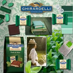 bennettGive your favorite picture some flavor with Ghirardelli's Dark and Mint Photostyler.