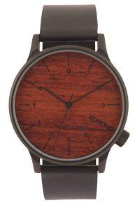 Komono Winston Watch <br>Black Wood