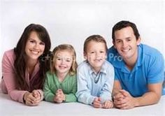 Image detail for -... : Images for Family > Family poses for portrait in studio