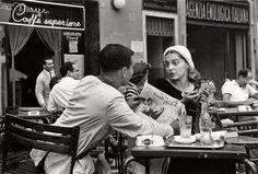 "joeinct: ""Italy, Photo by Ruth Orkin """